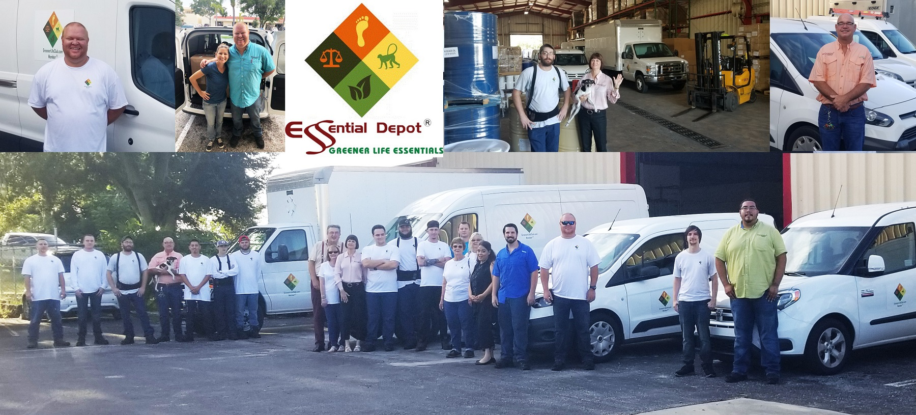 Essential Depot Team